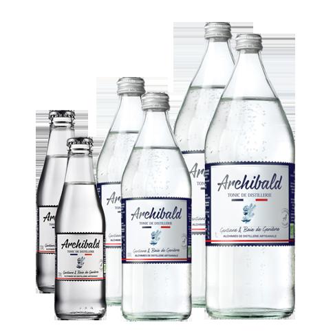 Various pack - Archibald Original : 2 x 20cl + 2 x 50cl + 2 x 1L