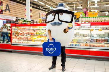 EGGO kampaania tutvustamine Rimis