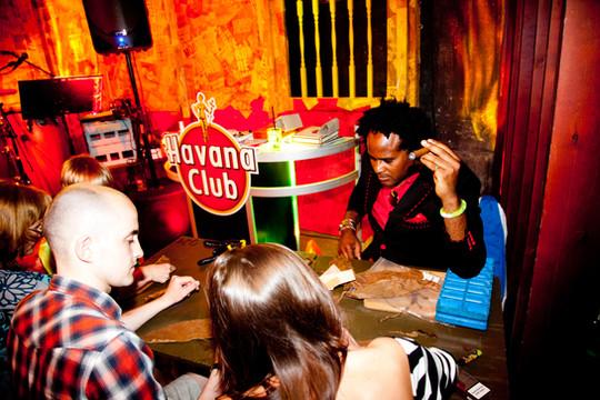 Havana Club Moijto Embassy