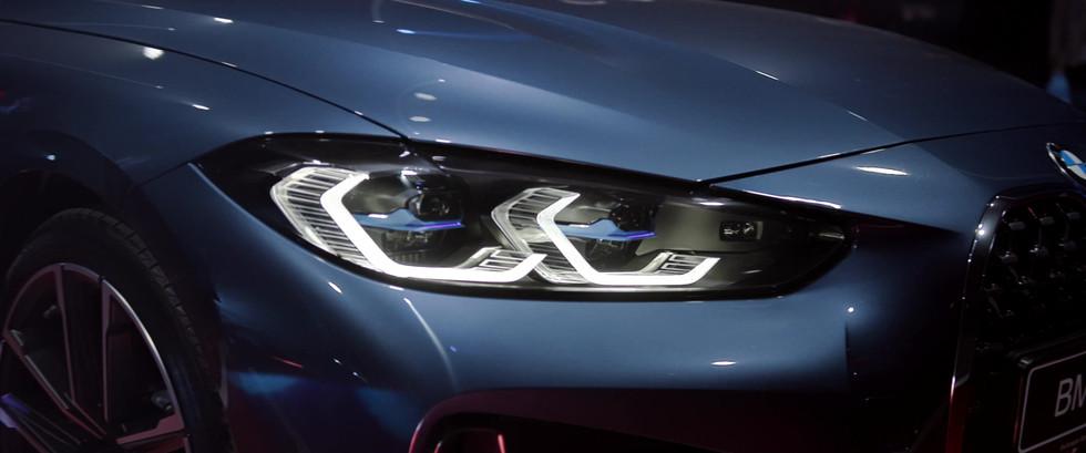 BMW 4 seeria lansseerimine