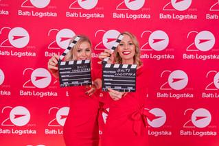 Hostessid @ Balti Logistika 20 vastuvõtt