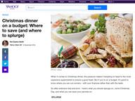 Food piece for Yahoo