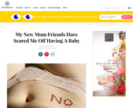 Opinion piece for Refinery29