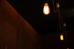 Single Origin Roasters lighting detail