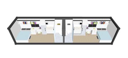 QUBE HOTEL - CONCEPT 3