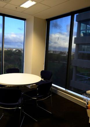 Ramsey Cnr office