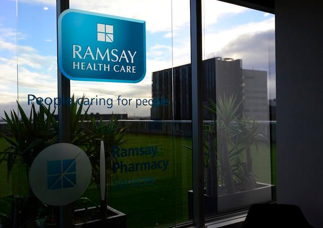 Ramsey grass