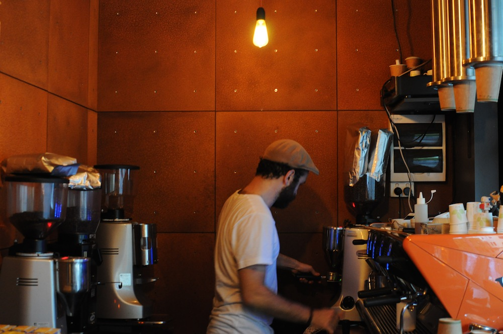Single Origin Roasters Sideshow bar