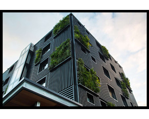 Julian Brenchley wins Architizer Award for Sustainable Block