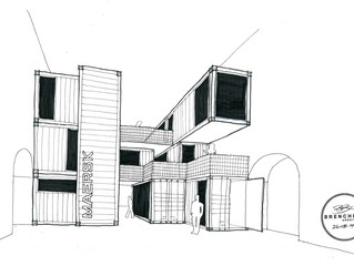 Its a bit  like lego for Architects!