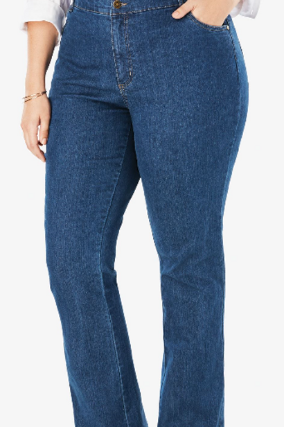 Med Bootcut Jeans
