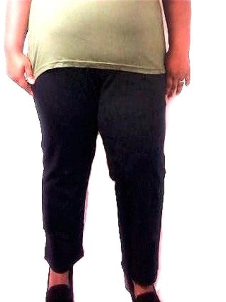 Black Slim Pant