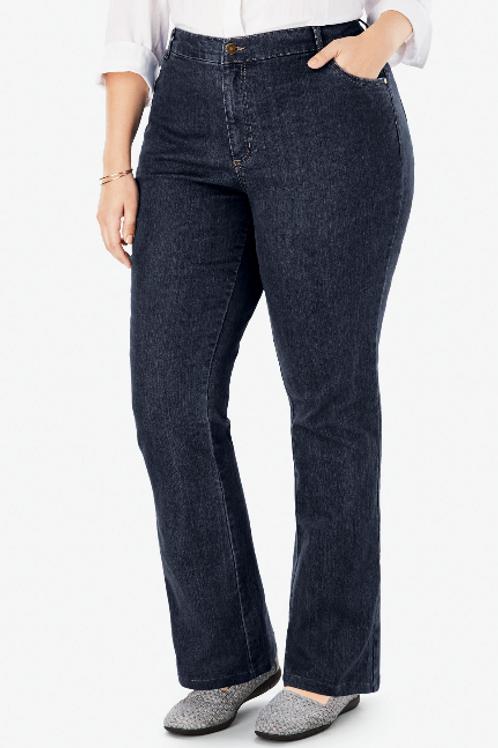 Hard Denium Bootcut Jeans