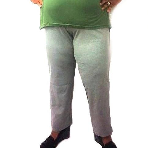 Average Grey Slim Pant
