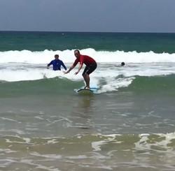 surfing success