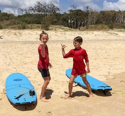 School Holiday Surfing Program