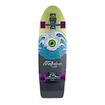 "Holey Toledo 33"" Pro Model SmoothStar Surf-Skate Trainer"