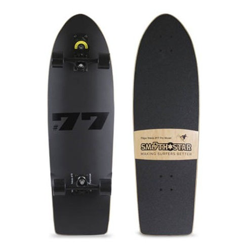 "Toledo #77 34"" Pro Model SmoothStar Surf-Skate Trainer"