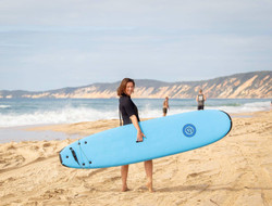 Board Hire at the beach