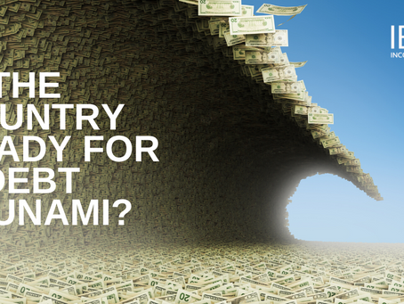 Is the country ready for a debt tsunami?