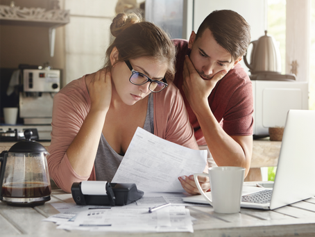 UK council tax arrears are reaching a 'crisis point'!