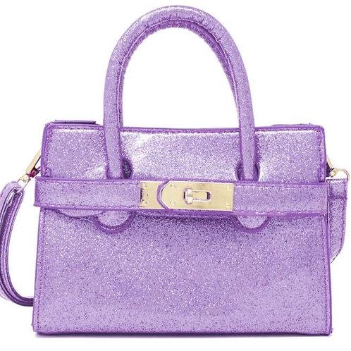 Sparkle Buckle Bag