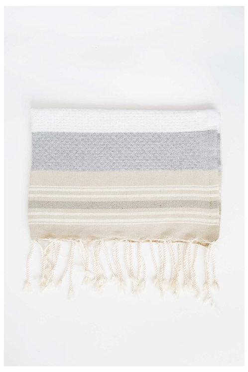Honeycomb Tea Towel (neutral)