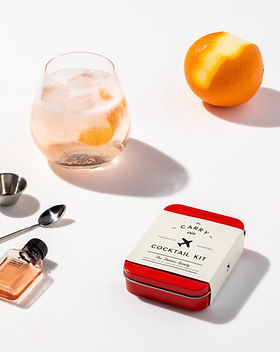 cocktail kit happy hour