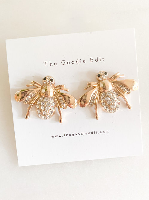 Bee Studs (large)