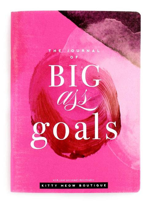 Big Goals Notebook