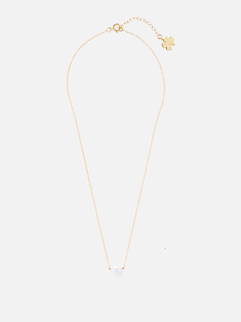 Pearl Dot Necklace