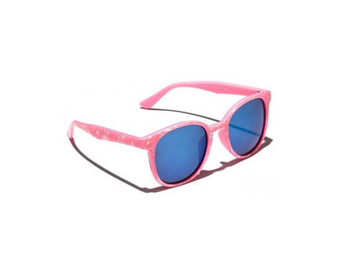 Pink Marbled Sunglasses