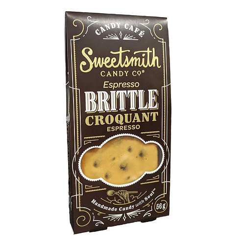 Espresso Brittle by Sweetsmith Candy Co