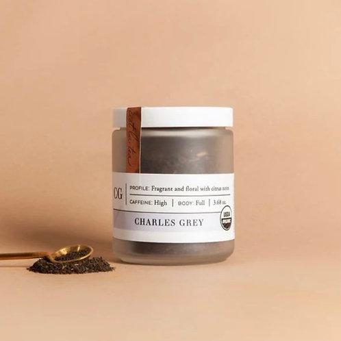 Charles Grey Tea Jar