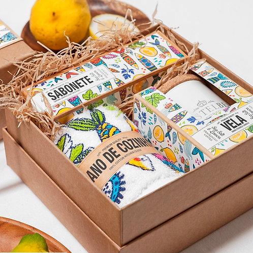 Lux Kitchen Sardine Gift Box by Castebel