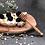 "Thumbnail: Olive Wood Honey Dipper 5"""