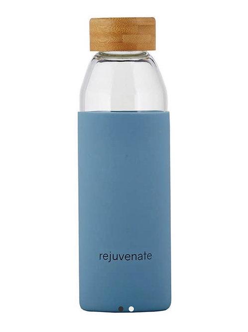 Rejuvenate Glass Water Bottle