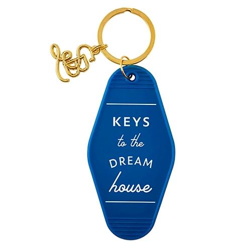 Dream House Motel Key Tag