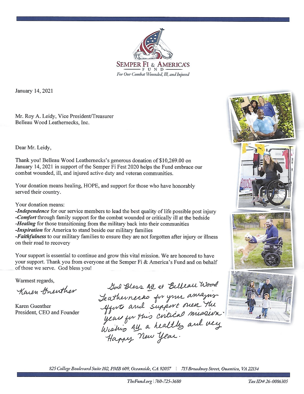 SFFund Thank You Letter 2020 Donation.ti