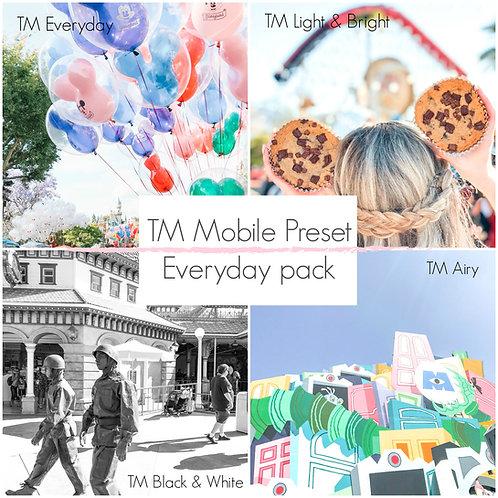 TM Everyday Preset Pack