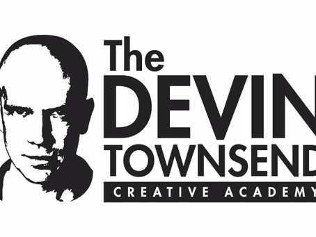 I'm a massive Devin Townsend fan.  Like, it's a bit much…