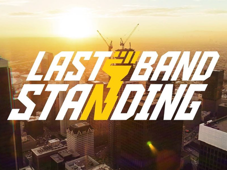 """Davola is featured on the """"Last Band Standing"""" Spotify Playlist"""