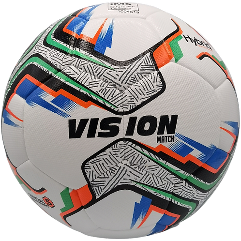 Vision Match Hybrid IMS Football - Size 5