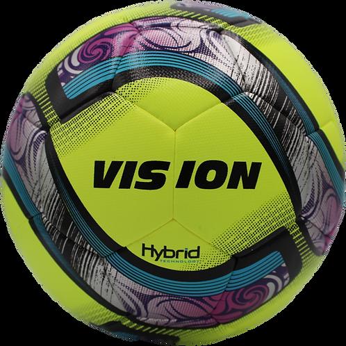 VISION MISSION - HYBRID 32 PANEL MATCH BALL