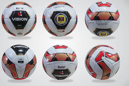 VISION RESIST - PRO QUALITY MATCH BALL ESL REPLICA BALL SIZE 5