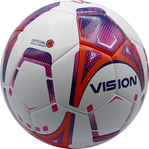 VISION RESIST - PRO QUALITY TRAINING BALL SIZE 4