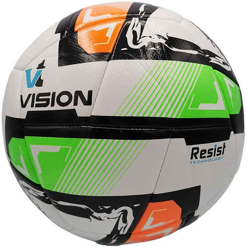Vision Resist Tekno 24 Panel Semi-Pro Training Football - Size 5