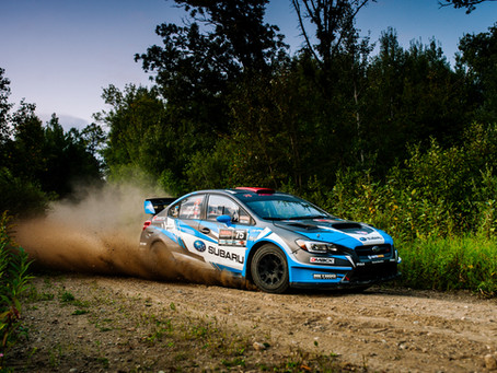 Muscatell Ojibwe Forests Rally Review