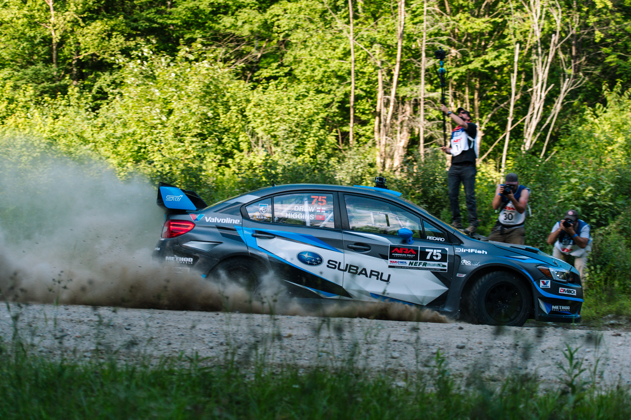 David Higgins and Craig Drew (Subaru Rally Team USA) 8 - Alex Wong (1)