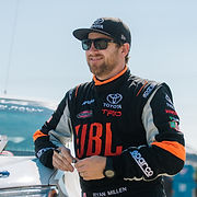 Ryan Millen (Toyota Racing) 2 - Alex Won